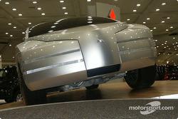 Mitsubishi SSS concept car