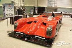 Panoz race car
