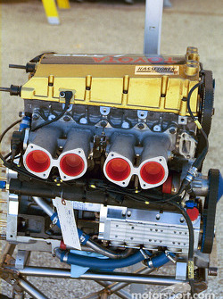 Toyota Atlantic engine