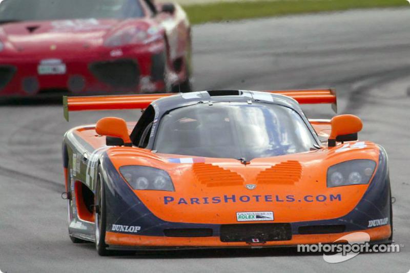 Première victoire en GT Class pour la n°24 du Perspective Motorsports