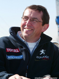 Peugeot's François Chatriot