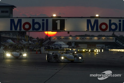 Sunset at Sebring