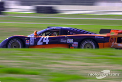 Joao Barbosa earned his second GT pole of the season in the Perspective Racing Mosler MT900 R
