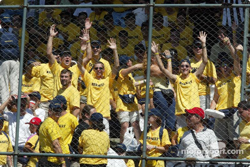 Club de fans de Renault