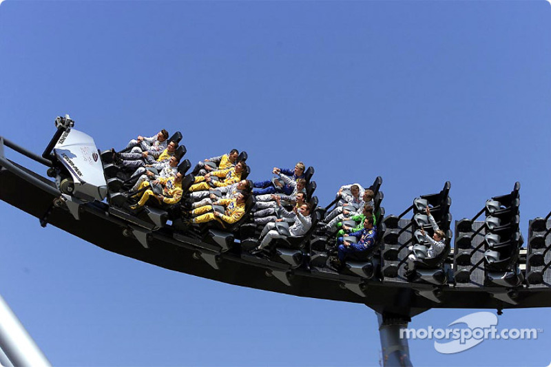 Rollercoaster ride for the 21 drivers of the 2002 DTM