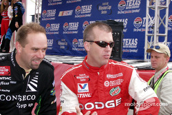 Stacy Compton and Jeremy Mayfield