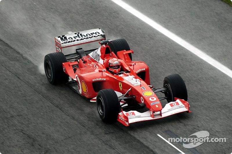 Ferrari F2002 (2002-2003)