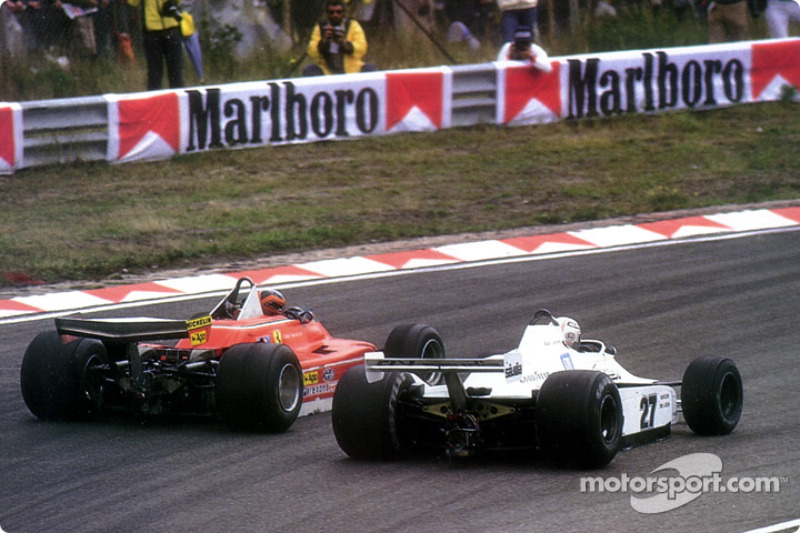 Villeneuve vs Jones