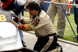 Repairing Lou Gigliotti's Corvette