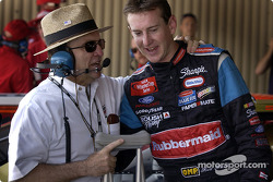 Jack is back! Winston Cup team owner Jack Roush made a return to the track at Dover; Jack chats with Kurt Busch