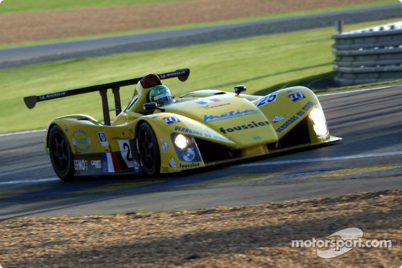 WR-Peugot del Welter Racing