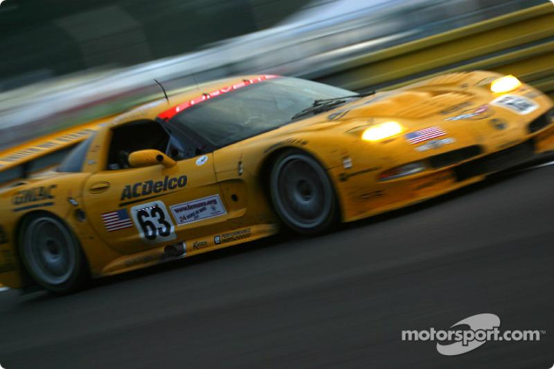 Corvette C5-R del Corvette Racing Chevrolet