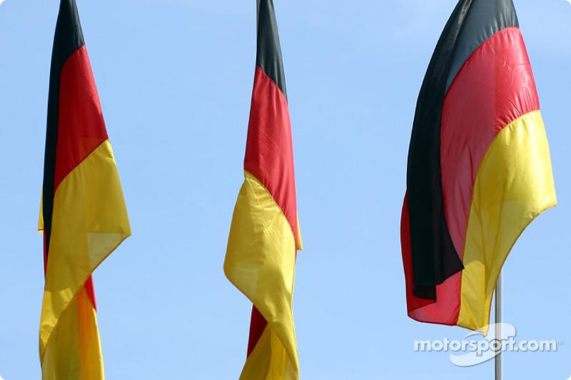 Los colores ganadores en Le Mans