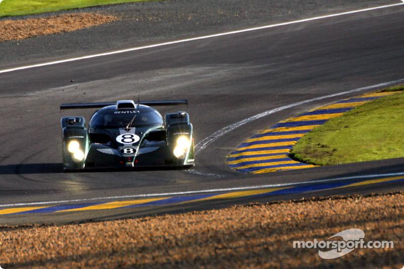 Bentley EXP Speed 8 de Team Bentley