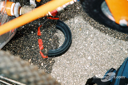 Spring rubber for suspension tuning