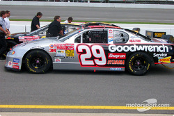 Kevin Harvick's car