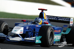 Нік Хайдфельд, Sauber Petronas