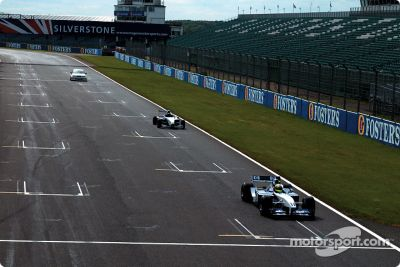 BMW WilliamsF1 Team Speed Challenge