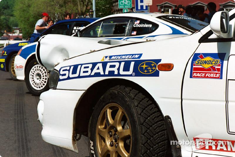 Karl Scheible - Subaru