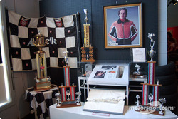 Bezoek aan Gilles Villeneuve Museum