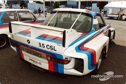 BMW 3.5 CSL rear