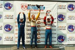 Marc Breuers a very happy winner