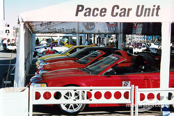 CART pace cars