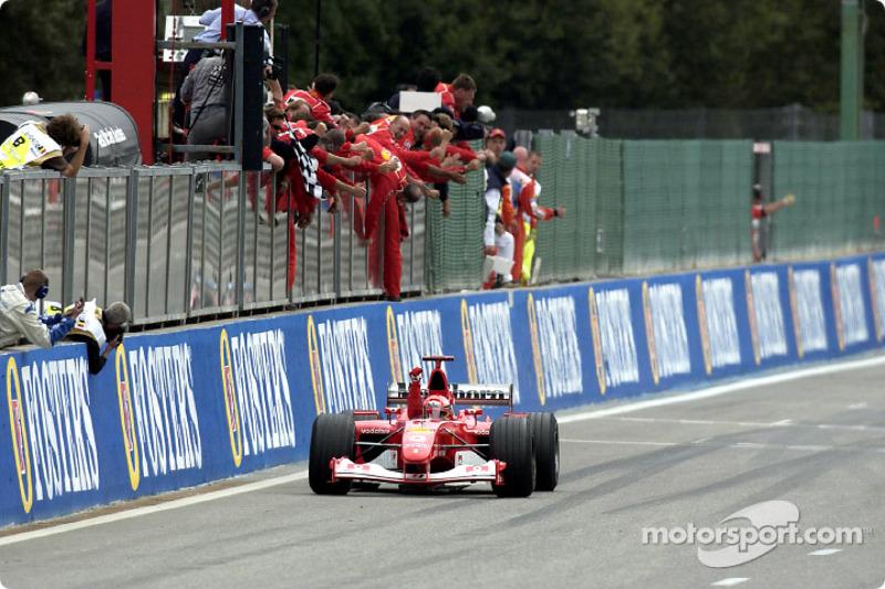 2002 Belçika GP