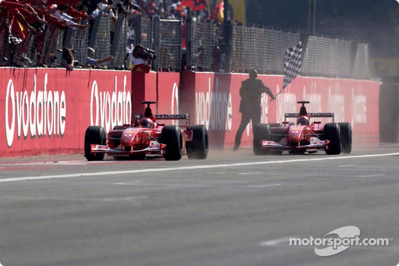 2002. Переможець: Рубенс Баррікелло, Ferrari