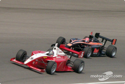 Arie Luyendyk Jr, and Ronnie Johncox