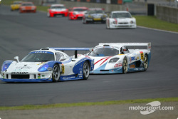 Vemac RD320R (1st), Mosler MT900R (2nd)