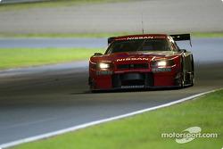 #22 Nissan Skyline GT-R, Satoru Motoyama, Michael Krumm