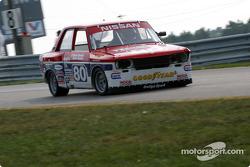 GP class qualifying: Mark Dennis