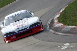 GT1 class qualifying: Jeff Ervin