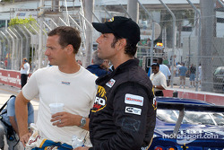 Butch Leitzinger and Tomy Drissi