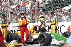 Jimmy Vasser and Christian Fittipaldi