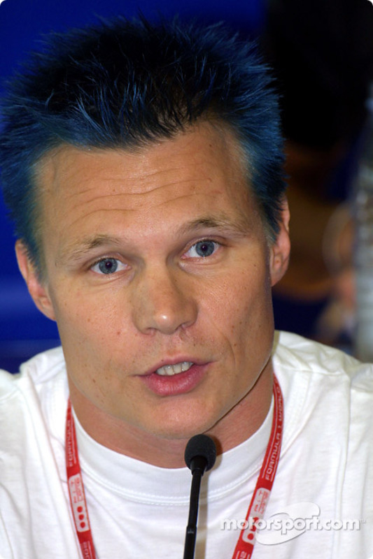 FIA Thursday press conference: Mika Salo
