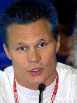 FIA Thursday press conference: Mika Salo