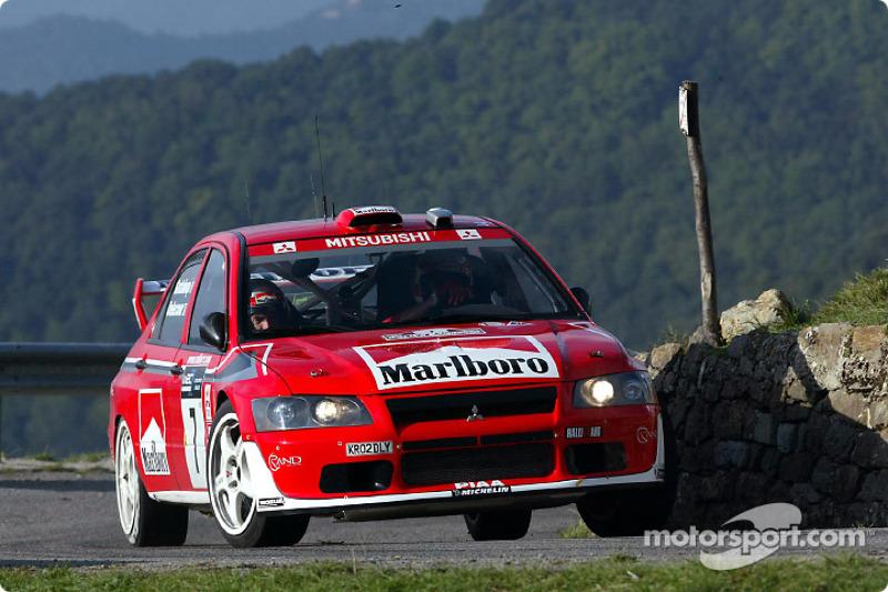 Marlboro & Mitsubishi