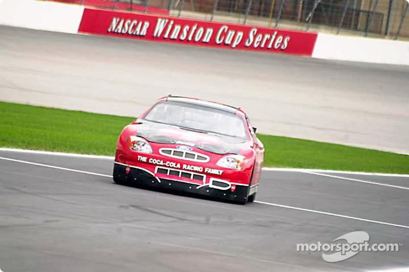 La promoción familiar de Coca-Cola Racing: Kurt Busch de regreso a los pits