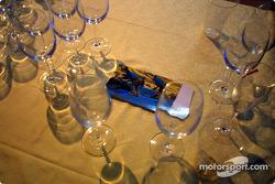 Spoon/Mild Seven RenaultF1 Media Party
