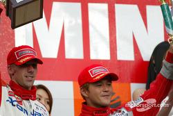 2nd Satoshi Motoyama and Michael Krumm
