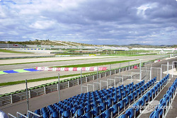 Track renovations accomodate 150,000 spectators