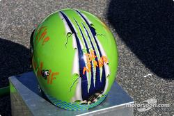 Brewco Motorsports helmet