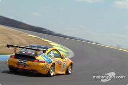Graham Nash Motorsport Ltd Porsche 911 GT3 R