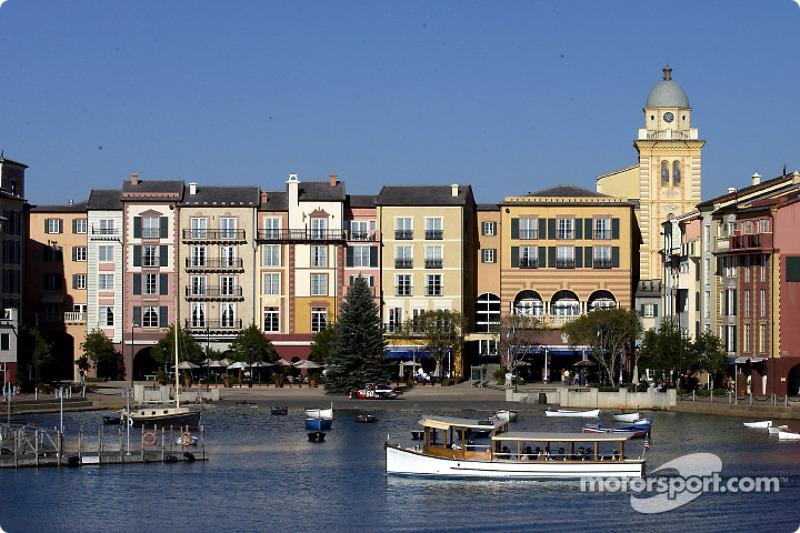 The Portofino Bay Hotel