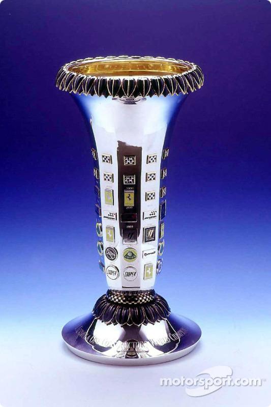 Formula One Teams Trophy