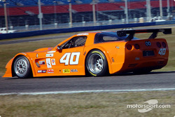 Derhaag Motorsports Corvette