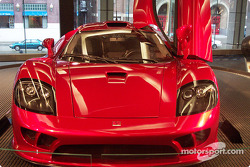 Saleen S7 road car