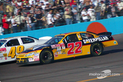 Derrike Cope and Ward Burton